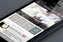 Mobile UI | Single