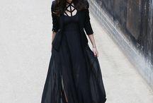 Černý šaty? Asi..