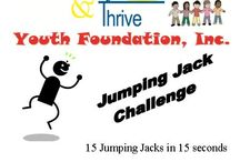 LHTYF Jumping Jack Challenge / Take the Jumping Jack Challenge. Do 15 Jumping Jacks in 15 seconds or less