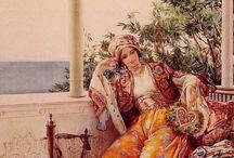 Osmanlı tablolar