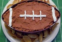 Football Party Food / by Jill Mills {Kitchen Fun With My 3 Sons}
