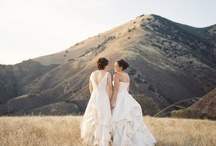 Lesbisk bryllup