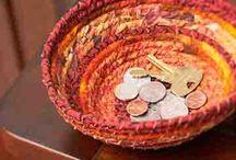 baskets / by Penny Herbert