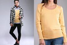 Sweaters, Sacos Oto/Inv 17 /  Sweaters, saquitos, de otoño invierno 2017. Inspirate