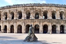Nîmes, France / Roman amphitheatre dating from AD 70. All photos are my own.