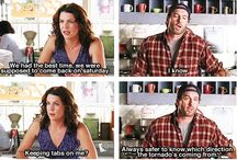 Gilmore girls / The title says it all... I loved this show! I always watched it with my mom :)