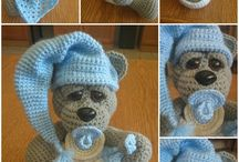 My Projects / crochet, amigurumi, toys, DIY