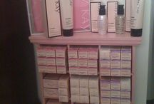 A's mary kay storage
