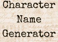 Writing Stuff: Character