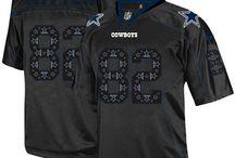 Cowboys #82 Jason Witten Home Team Color Authentic Elite Official Jersey