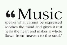 My passion for Music and Song ;) xx / by Laura Drew