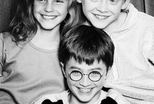 Harry Potter and friends
