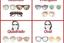Tipo de óculos para cada rosto
