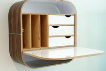 Fold out Desks