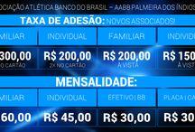 CONHEÇA NOSSAS TAXAS DE ADESÃO E TORNE-SE UM ASSOCIADO   AABB