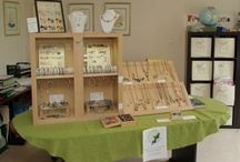 Craft Show Display Ideas / by Jane Wynn