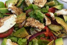 Paleo Lunch Ideas / by Katie Butler
