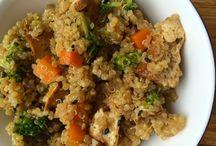 Quinoa Bowls (lunch)
