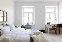 Inspiracje - Wnętrza - Sypialnia / Inspiracje - Wnętrza - Sypialnia / Sypialnia, inspiracje, wnętrza, aranżacje, bedroom, home, house