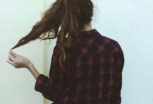 Checked shirt / by Annemari Koppinen