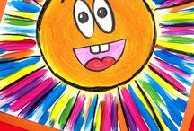 leto - slunce