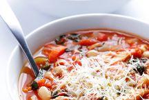 Soups / by Pamela Shaw