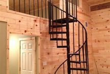 small space saving staircase