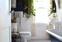 Bathrooms / by Cory Scrivner