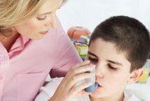 ciri-ciri penyakit asma pada anak