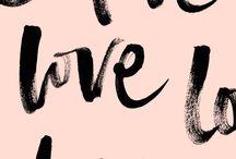 INSPIRATION - Typographie