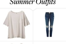 Outfit Ideas / Outfit idea inspirations