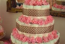 diapers cake