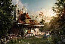 Disney  / by Betsy