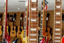 BURNY ELECTRIC GUITARS / Guitars