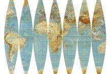 Maps / I Love Maps! / by Tori Martinez