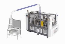 Paper Cup/BOWL sleeve Forming Machine