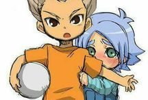 Inazuma Eleven group pictures!