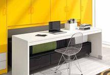 Habitaciones en amarillo