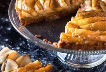 tarts and baking