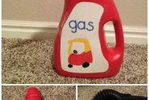 little tikes car revamp