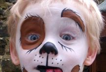 Make up child