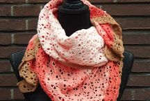 ~ Crochet Scarf / Shawls / Poncho,s ~