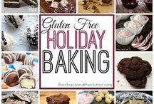 SWEETS: gluten free/dairy free
