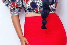 vêtements africains