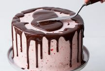 Dripcake chocolate