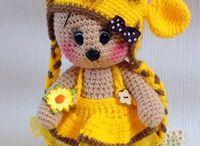 teddy dolls