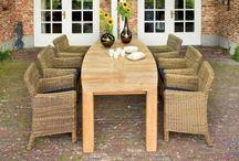 Life Outdoor Living Teak Kollektion / Die Gartenmöbel für den erlesenen Geschmack