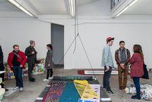 Vernissage - Exposition Body / Exposition 28.03– 26.04.2014 | LiveInYourHead, Institut curatorial de la HEAD - Genève   / by HEAD – Genève
