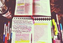 bible study / by Melissa Phillips