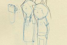 Illustration-Enfant et l'Animal